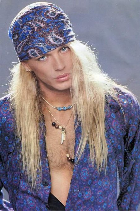 Há 55 anos: nascia Bret Michaels, vocalista do Poison!!   Happy Birthday Bret!!