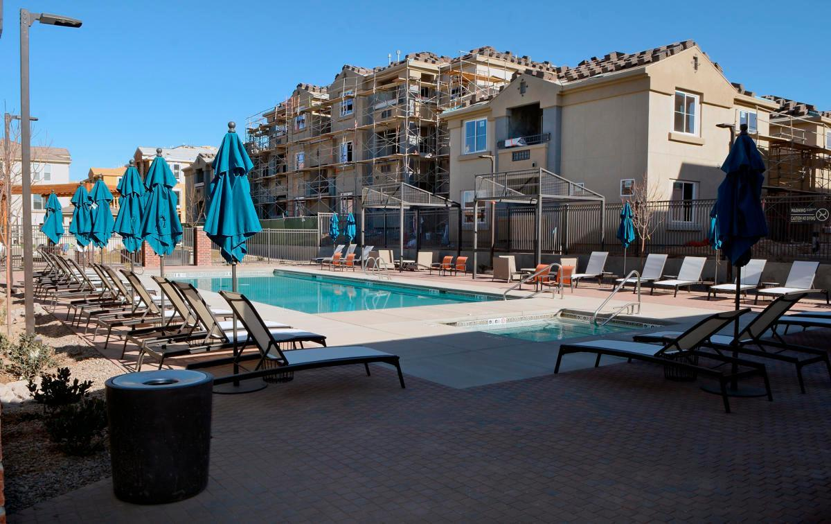 Rents rise, occupancy dips in ABQ