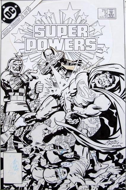#comicbooks 1984 – Anatomy of a Cover – Super Powers #2 https://t.co/fONvqv04ex https://t.co/8sMcWuAGWi