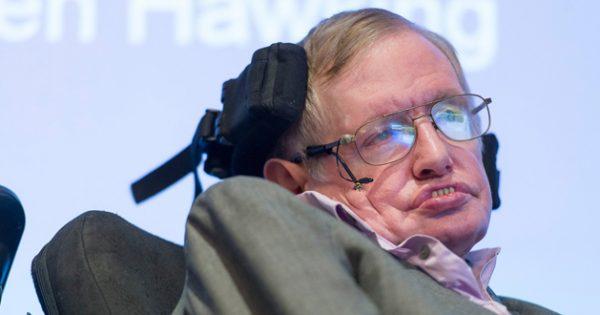 4 predicciones que nos dejó Stephen Hawking https://t.co/xbR3ZEhTYZ https://t.co/qoKALvULFC