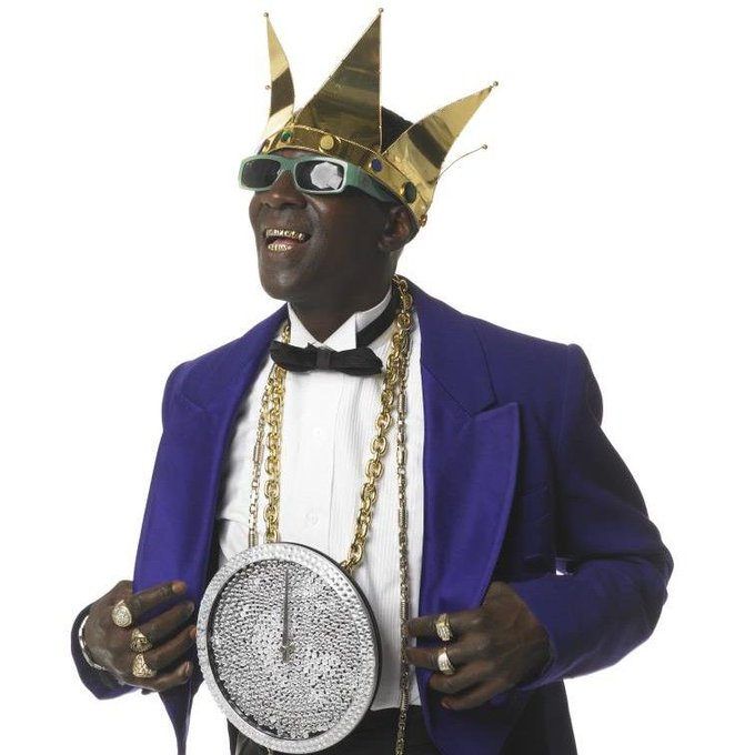 Today is the birthday of William Jonathan Drayton Jr, better known as Flavor Flav. Happy Birthday