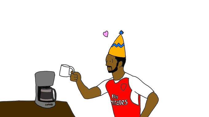 Happy Birthday to Theo Walcott