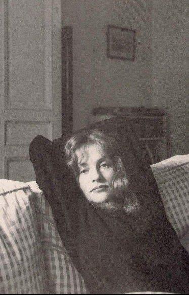 Isabelle Happy Birthday!  Ph. © Henri Cartier-Bresson,1980s