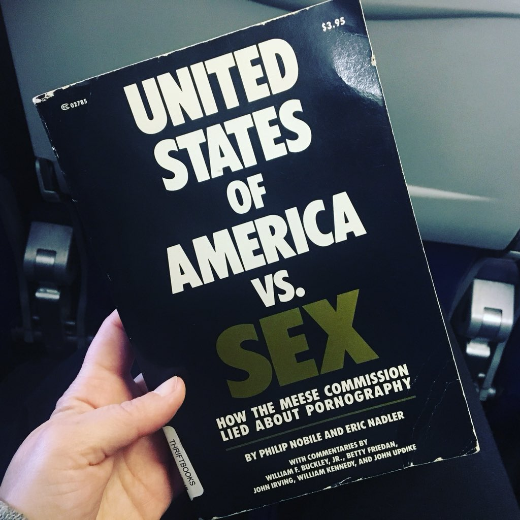 Homework... ✈️OAK-LAX #bookstagram #booksonaplane #goodreads #pornstudies 0Di9GqGCod