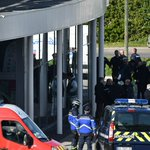 French police kill gunman in supermarket siege that left 2 hostages dead