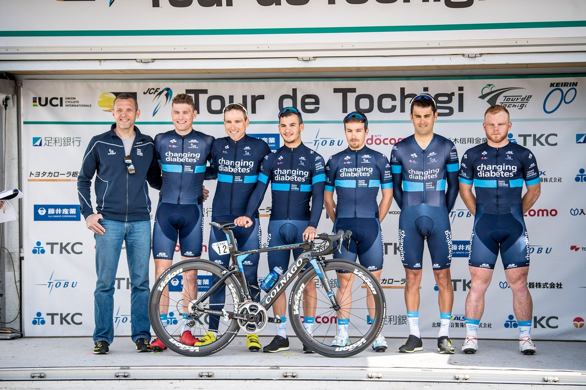 test Twitter Media - #FunFactFriday: every rider on the @teamnovonordisk pro cycling team is living with type 1 #diabetes. 💪 https://t.co/97WEqYjbRS