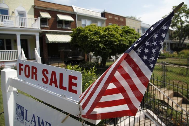 U.S. new home sales fall for third straight month in February