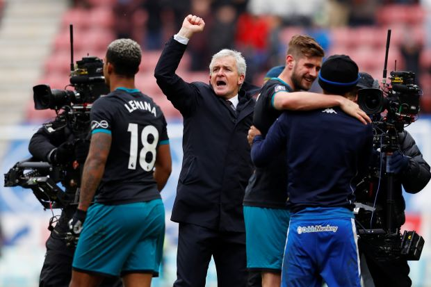 New TV rights deal helps Southampton post record turnover