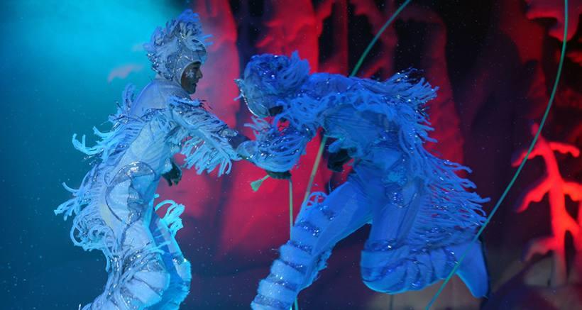Circo da China apresenta espetáculo sobre o gelo em maio em Brasília