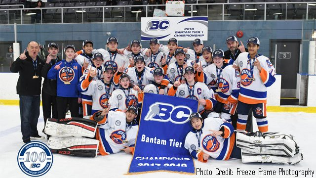 test Twitter Media - NEWS: five more BC Hockey champions were crowned yesterday: https://t.co/oOWPCpQbl6 https://t.co/2PW1iscAsH