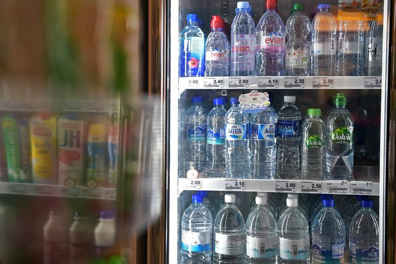 Bottled water used in Singapore meets safety standards: AVA