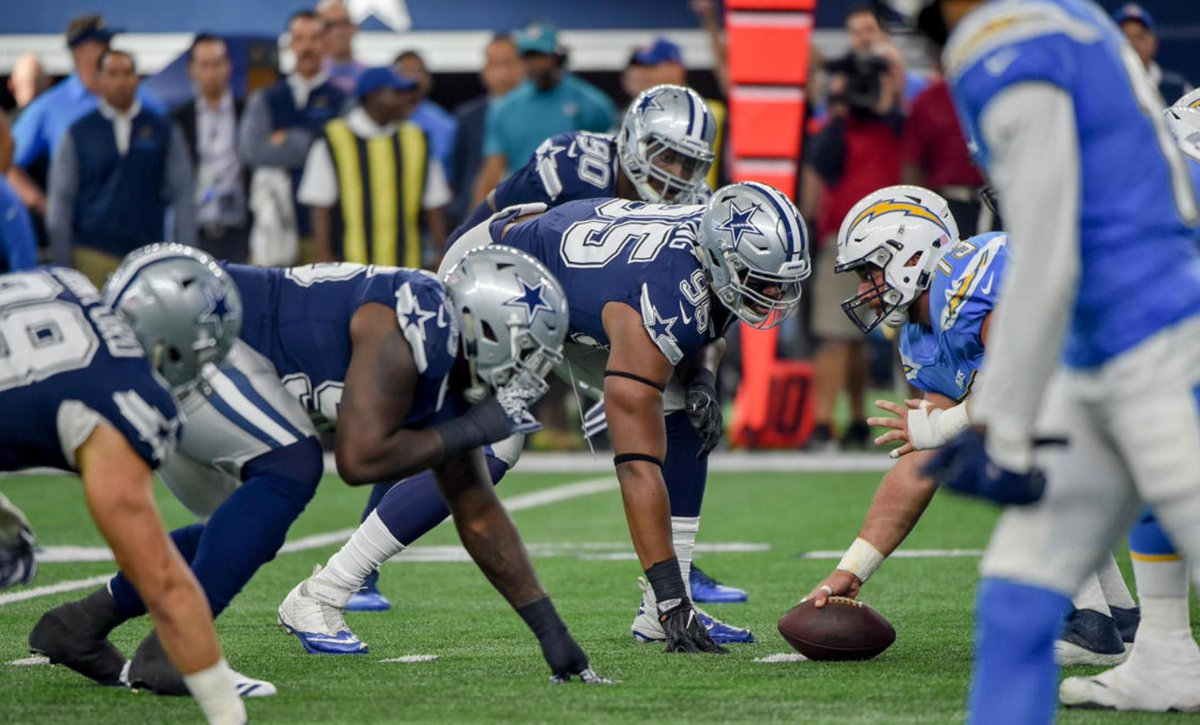 The  DallasCowboys have offici david irving