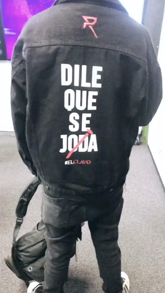#ElClavo