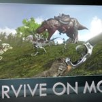 'ARK: Survival Evolved' Coming to iOS This Spring With 'Full Online Experience'