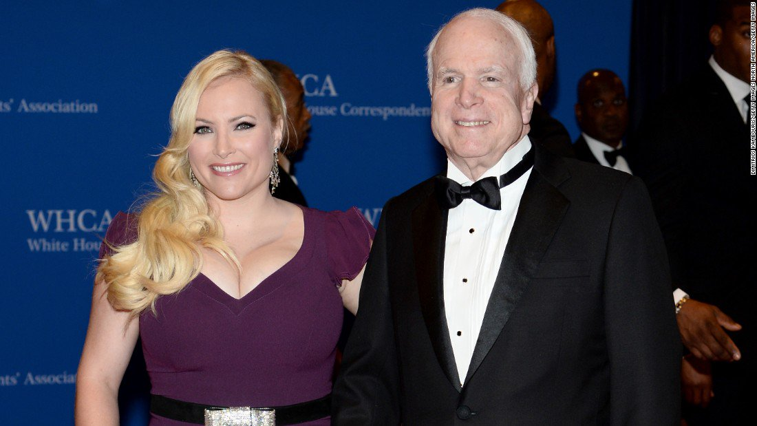 Meghan McCain to Liz Cheney: 'My father doesn't need torture explained to him' https://t.co/Io1CKypvPU https://t.co/zuyY5vtAql