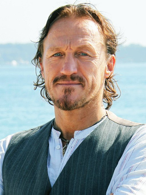 Happy Birthday- Jerome Flynn