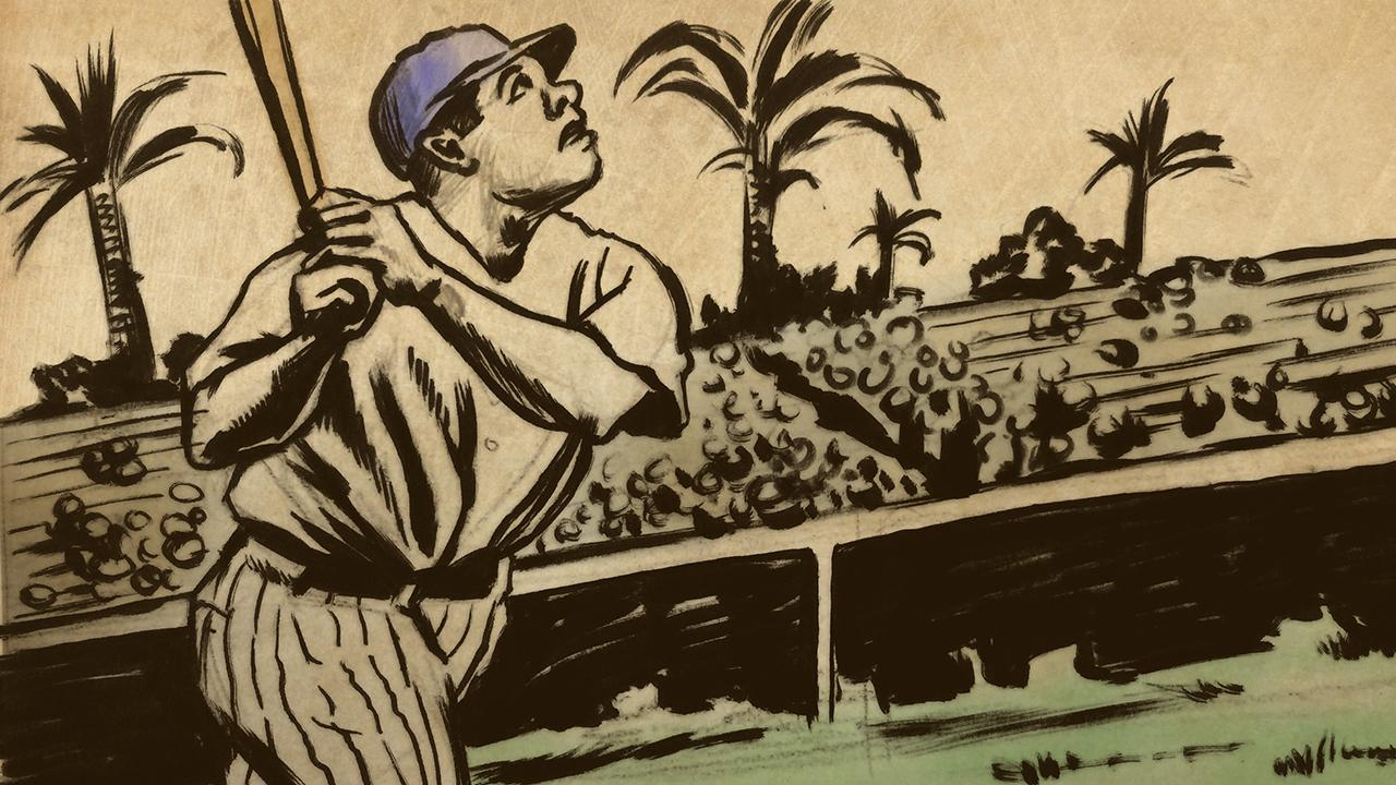 100 years ago today, George Herman Ruth Jr. became the Babe. https://t.co/JVzIh8utp8 https://t.co/ZzphU5XZEQ