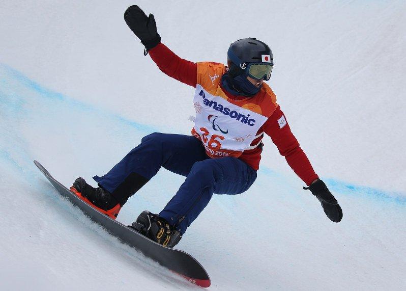 Paralympics: Narita wins snowboarding banked slalom for Japan's 2nd gold