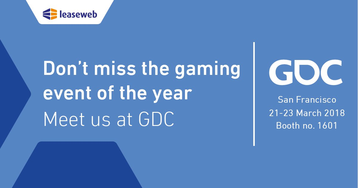 test Twitter Media - #Leaseweb's GDC giveaway: Sign up and get the exclusive chance to play: Tannenberg, War Robotics or Hunt: Showdown https://t.co/R70lEYC7O6 https://t.co/KLwyZv1umN