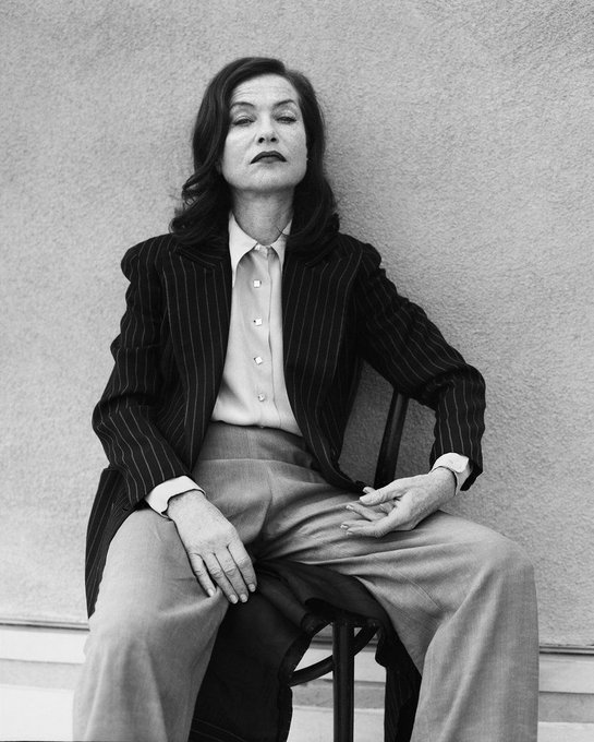 Happy Birthday to Isabelle Huppert and no one else.
