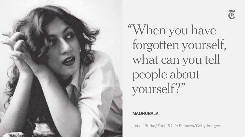 test Twitter Media - The Bollywood legend, Madhubala has been compared to Marilyn Monroe: the smoldering looks, the short but prolific career and the tragic end https://t.co/CXYS8fTgQi https://t.co/ajqYDgS8gg