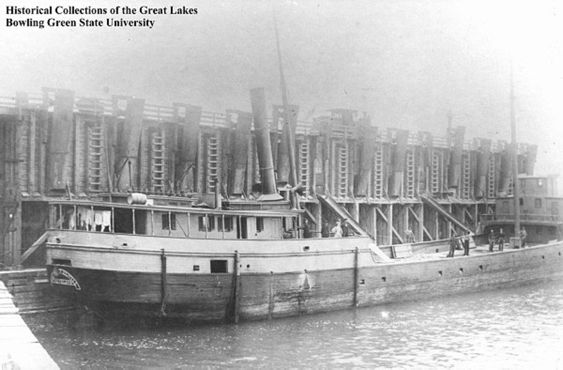 Nearly 120-year-old shipwreck discovered in Lake Erie