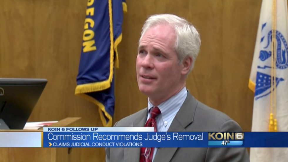 Oregon judge who refused to marry gay couples gets longest suspension in state history https://t.co/BShBT0iPvv https://t.co/1idcyRODMF