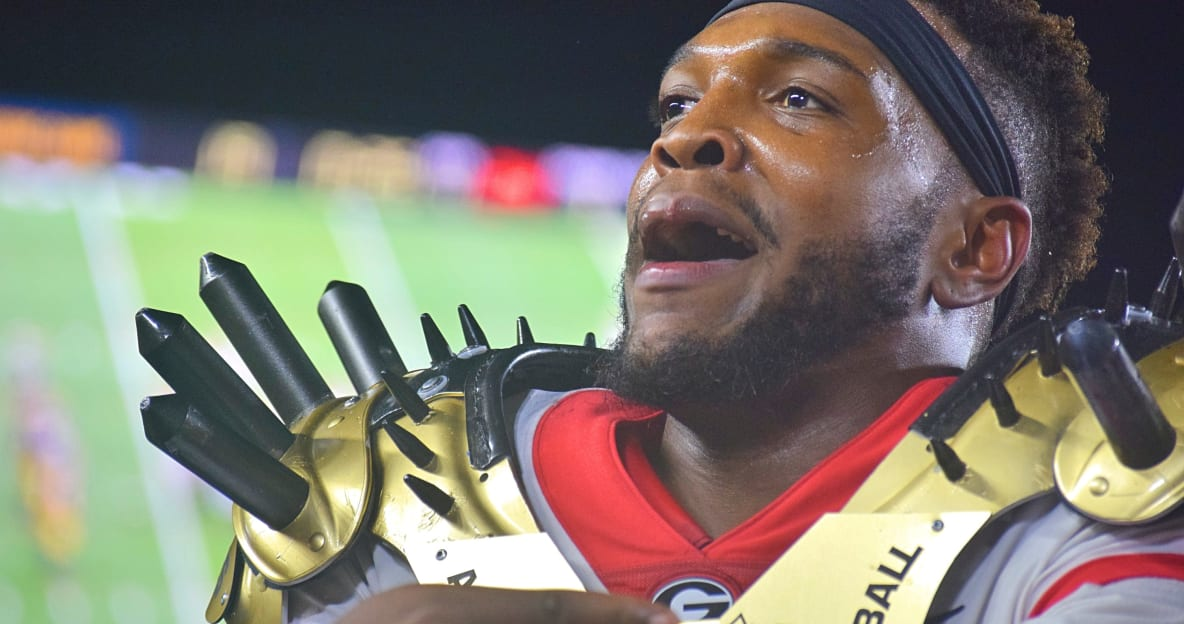 Davin Bellamy has a humble answer to the game he'll never forget at UGA