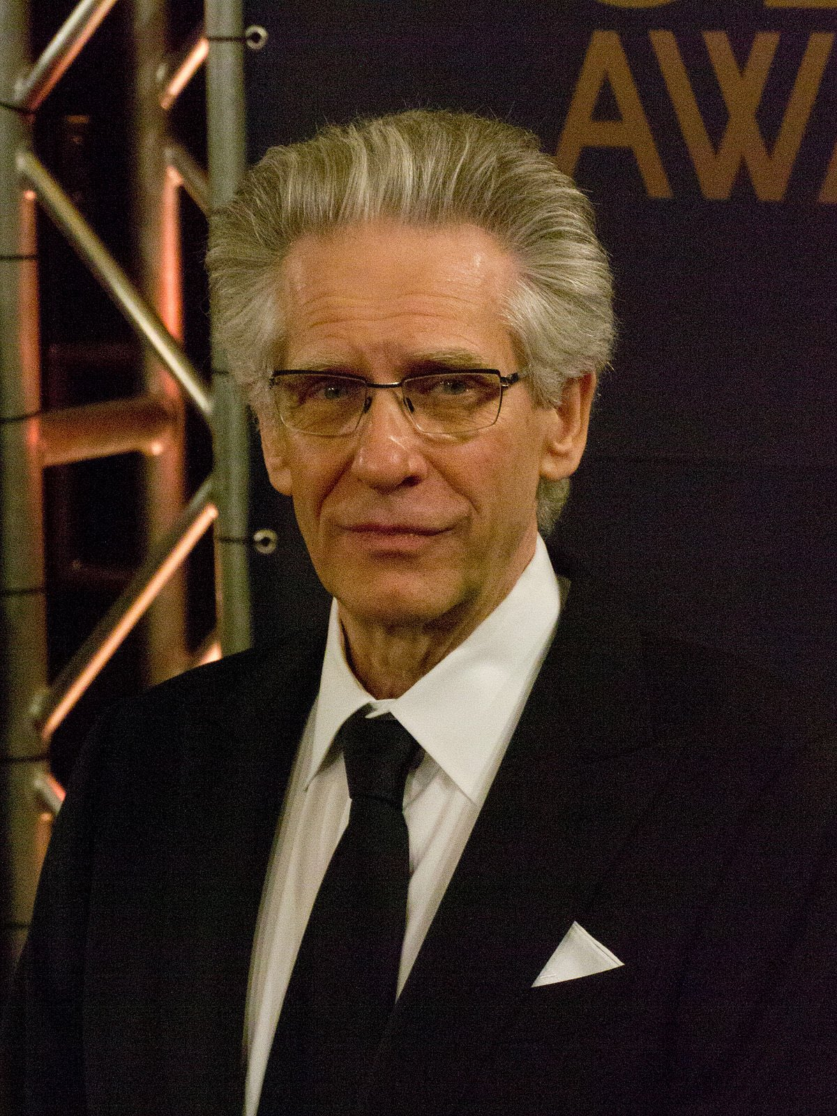 Happy Yesterday Birthday David Cronenberg. He turned 75