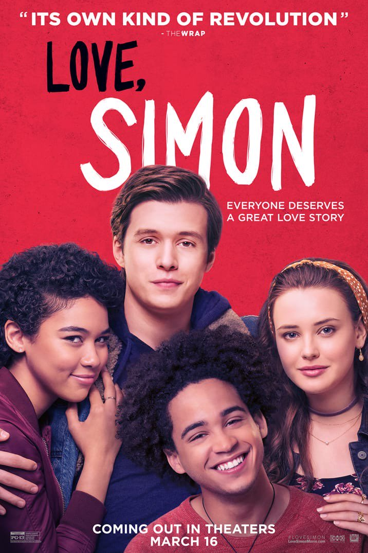so proud ur part of this @joshduhamel! #LoveSimon hits theaters 2nite!! ???????? https://t.co/pHnYsJYYld