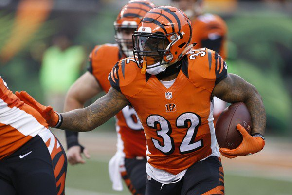 What to know about New England Patriots RB Jeremy Hill, who reportedly signed on Friday