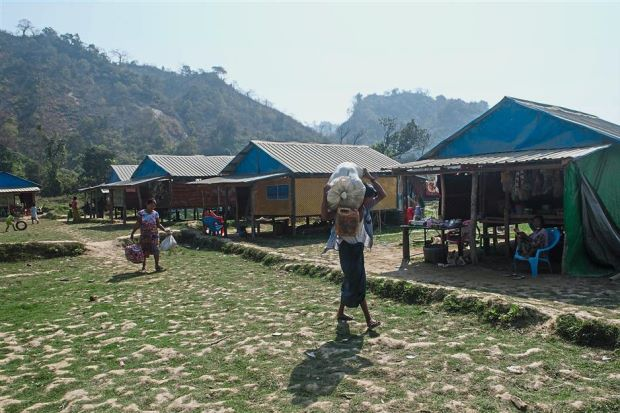 Rohingya villages taken over - ASEAN/East Asia