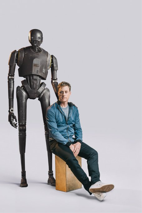 Happy Birthday to K-2SO himself, Alan Tudyk!