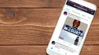 #PatriotsNation is already pretty familiar with one of the @McCourtyTwins.  Now get to know J-Mac: https://t.co/buD40zDGfC