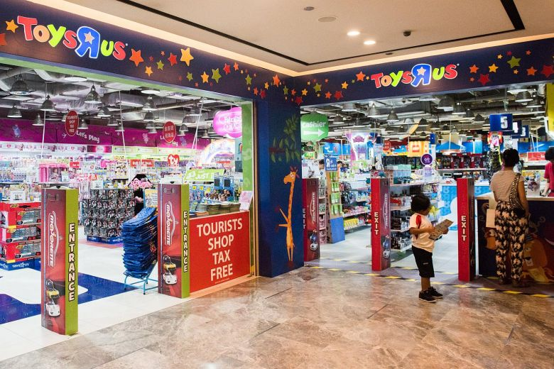 Asian business not affected by closures in US: Toys 'R' Us