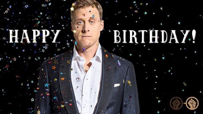 Happy Birthday, Alan Tudyk! The iconic actor turns 47 today!