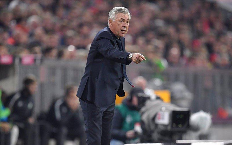 #Ancelotti
