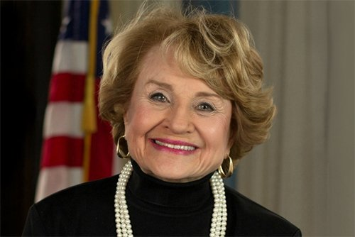 """test Twitter Media - """"We have truly lost a #genomics  champion, """"said NHGRI Director Eric Green, M.D., Ph.D.,  of Rep. Louise  Slaughter. She was the lead author of the Genetic Information  Nondiscrimination Act of 2008 and was a strong advocate for genomics research. https://t.co/iRux8Eeg9Z https://t.co/0Ixx7AlaD6"""