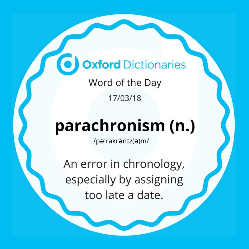 test Twitter Media - Word of the Day: parachronism https://t.co/LoKaeDHrxS https://t.co/Lp2XbG1qcq