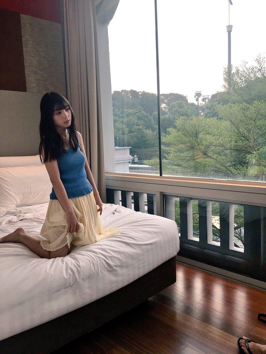 ホテル着きました。  #与田祐希 #与田ちゃん #日向の温度 #シンガポール  #セントーサ島 https://t.co/O...