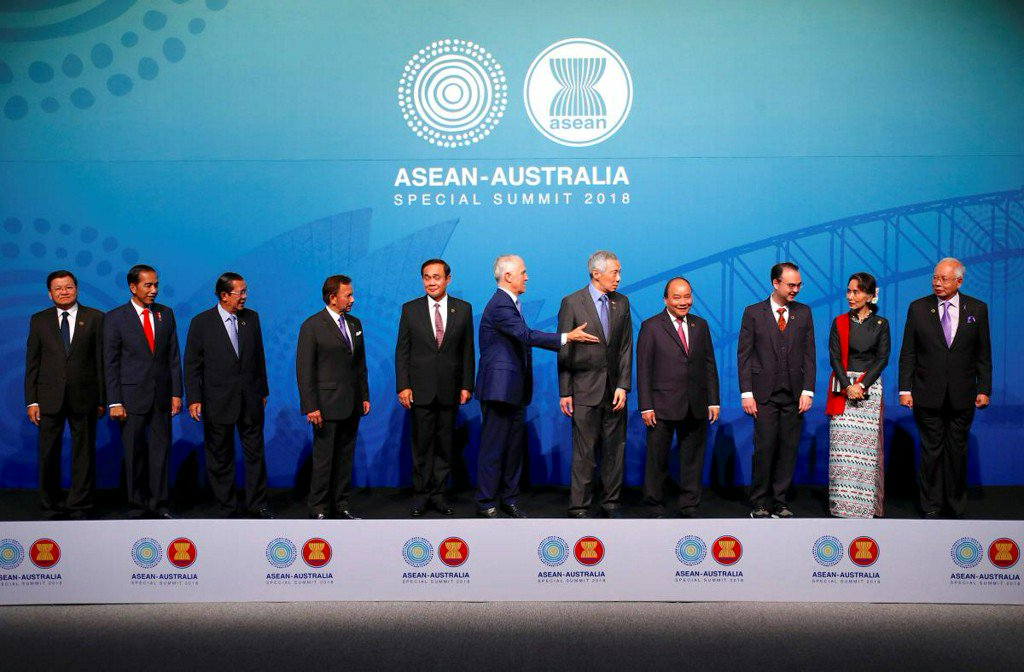 Australia, Southeast Asia to share intelligence to fight terror https://t.co/p47P1GmR4d https://t.co/qODz2LlRrY