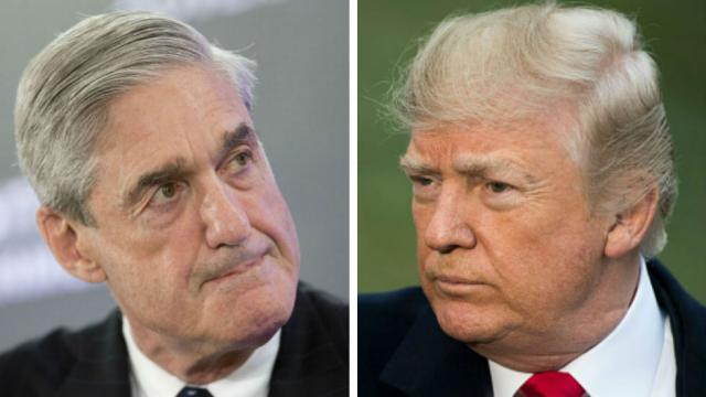 'Trump drew a red line for Mueller; Mueller just crossed it' https://t.co/COG6EYX8oj https://t.co/BCQFdwoJCF
