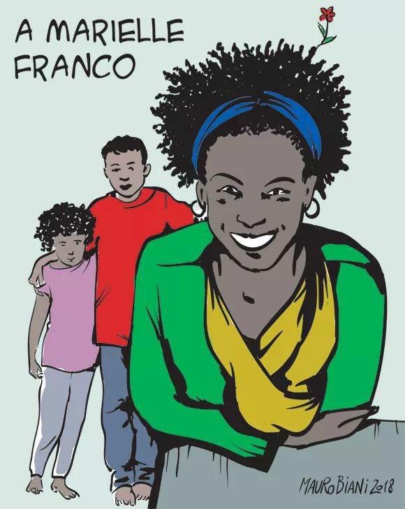 #MarielleFranco