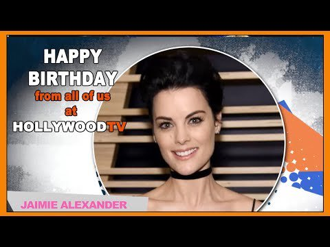 New post (Happy Birthday Jaimie Alexander - Hollywood TV) has been published on Hollywood -