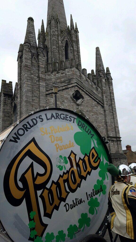 RT @PurdueBands: Here we come, Dublin! #stpatricksfest #IrelandAAMB @stpatricksfest @LifeAtPurdue https://t.co/nhRIPDDdPc