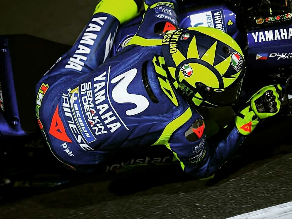 test Twitter Media - Un paio di foto delle qualifiche di @ValeYellow46 dell #QatarGP 📸 ️🏻 Good night 😴 https://t.co/eLJwgMmg7t