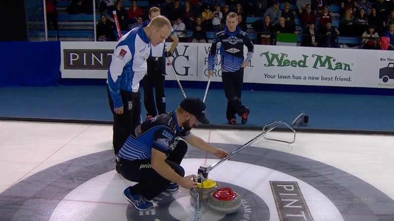 test Twitter Media - Not even a laser can solve this curling conundrum: https://t.co/GDary5fBW1 https://t.co/UuxwfjDN30