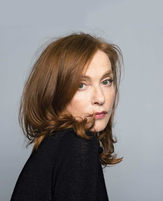 Happy birthday to the incomparable isabelle huppert