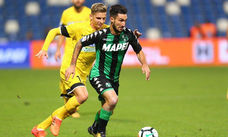 #UdineseSassuolo