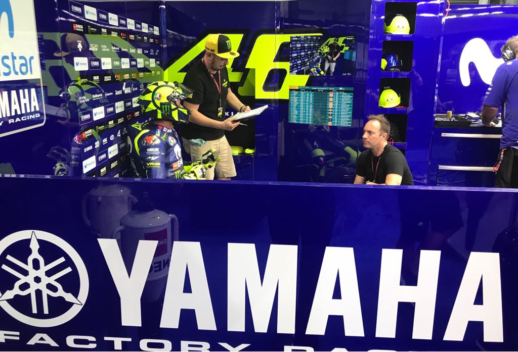 test Twitter Media - The riders are back in. Next up is the Q1 session for @maverickmack25. Will he be able to join @ValeYellow46 in Q2?  #MovistarYamaha | #MotoGP | #QatarGP https://t.co/hKLaekRep6